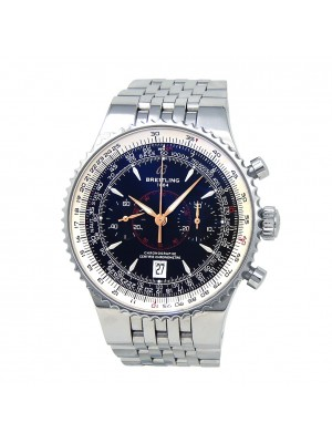 Breitling Montbrillant Legende Stainless Steel Automatic Men's Watch A23340