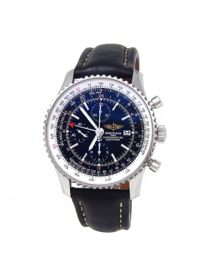 Breitling Navitimer World Stainless Steel Automatic Men's Watch A2432212/B726