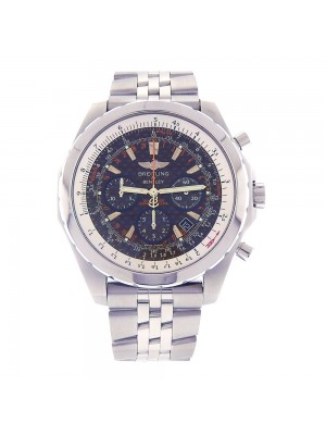Breitling Bentley Motors T Speed Stainless Steel Automatic Men's Watch A25365