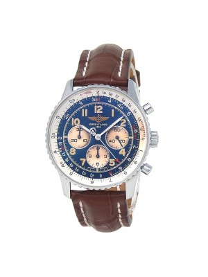 Breitling Navitimer 92 Stainless Steel Automatic Chronograph Men's Watch A30022