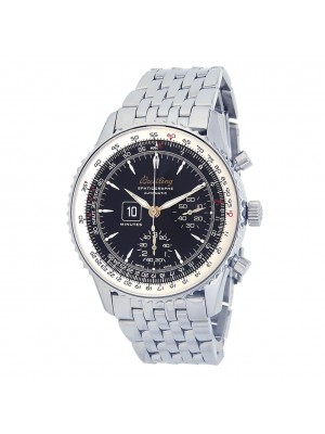 Breitling Navitimer Montbrillant Spatiographe Stainless Steel Automatic A36030.1
