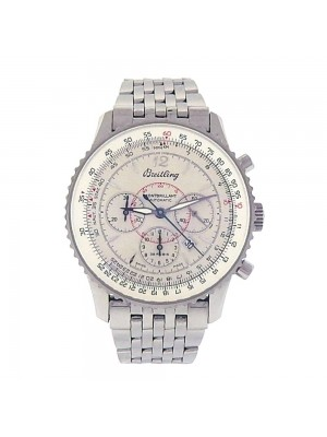 Breitling Montbrillant Navitimer Stainless Steel Automatic Chronograph A41330