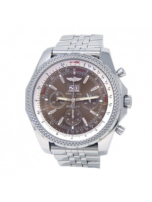 Breitling Bentley Stainless Steel Automatic Men's Watch A44362