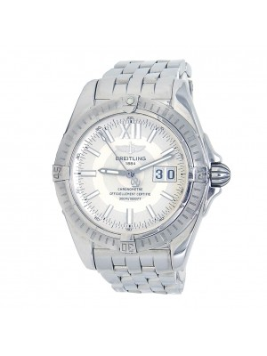 Breitling Cockpit Stainless Steel Date Display Automatic Men's Watch A49350