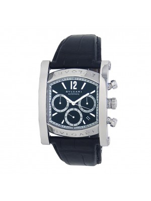 Bvlgari Assioma Stainless Steel Automatic Chronograph Men's Watch  AA 48 S CH