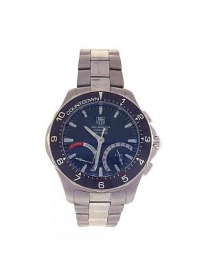 Tag Heuer Aquaracer Stainless Steel Mechanical Chrono Men's Watch CAF7111.BA0803