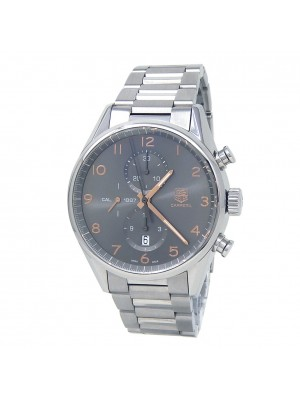 Tag Heuer Carrera Stainless Steel Men's Watch Automatic CAR2013.BA0799
