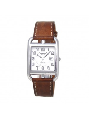 Hermes Cape Cod Stainless Steel Automatic Ladies Watch CC1.710