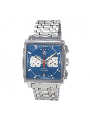 Tag Heuer Monaco Stainless Steel Automatic Men's Watch CW2113.BA0780