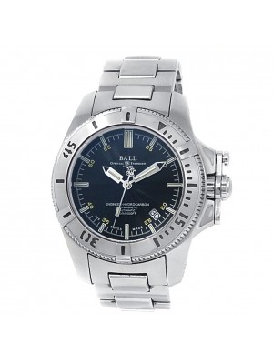 Ball Engineer Hydrocarbon Stainless Steel Automatic Black Men's Watch DM1016A