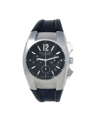 Bvlgari Ergon Stainless Steel Men's Watch Automatic EG 40 SCH