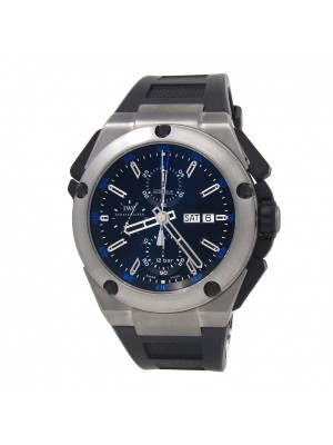 IWC Ingenieur Double Chronograph Titanium Automatic Men's Watch IW386503