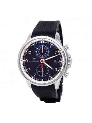 IWC Portuguese Yacht Club Stainless Steel Automatic Men's Watch IW390210