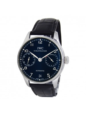 IWC Portuguese Stainless Steel Automatic Men's Watch IW500109