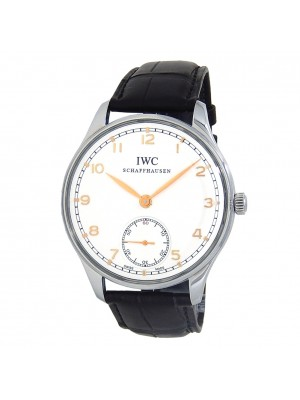 IWC Portuguese Stainless Steel Hand Winding Mechanical Men's Watch IW545408