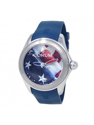 Corum Bubble 47 US Flag Stainless Steel Automatic Men's Watch L082/03263