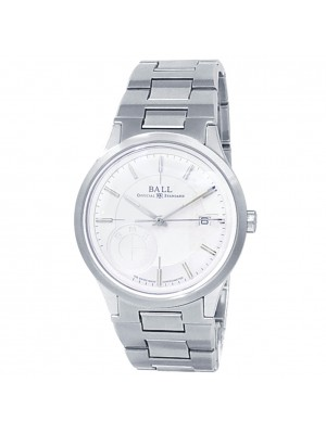 Ball BMW Classic Stainless Steel Automatic Silver Men's Watch NM3010D-SCJ-SL