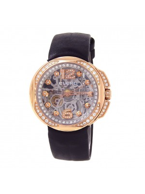 Clerc Odyssey Lady 18k Rose Gold Automatic Watch OL-A-5B1