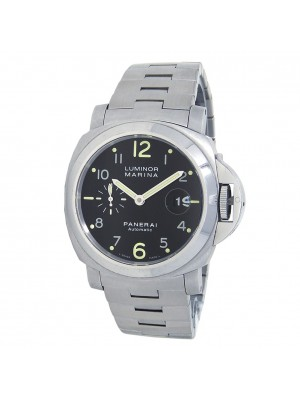 Panerai Luminor Marina Stainless Steel Automatic Men's Watch PAM00164