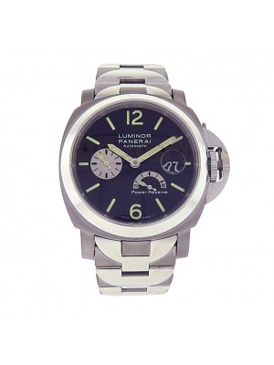 Panerai Luminor Marina Power Reserve PAM00171 Titanium Automatic Men's Watch