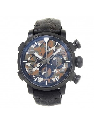Romain Jerome PinUp DNA Stainless Steel Camouflage Men's Watch RJ.P.CH.002.01