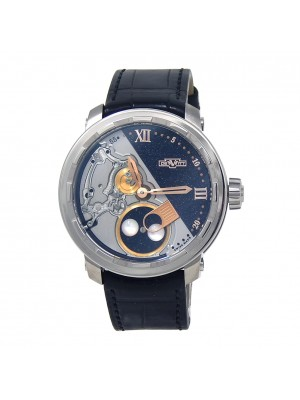 DeWitt Twenty-8-Eight Full Moon Titanium Hand Winding Men's Watch T8.FM.001