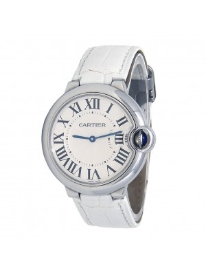 Cartier Ballon Bleu Stainless Steel Quartz Ladies Watch W6920087