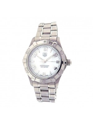 Tag Heuer Aquaracer WAF1311.BA0817 Steel Quartz Mother of Pearl Ladies Watch