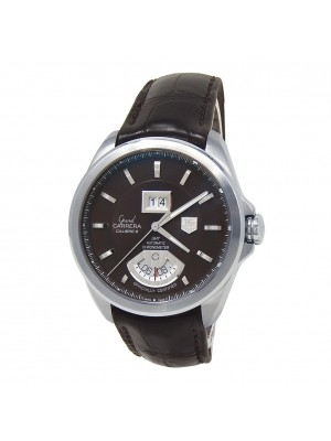 Tag Heuer Grand Carrera Chronometer Stainless Steel Automatic WAV5113.FC6231