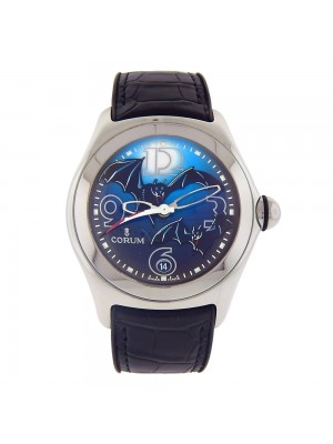 Corum Bubble Bats Date Display Stainless Steel Automatic Men's Watch 2320.562001