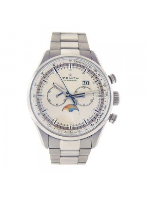Zenith Chronomaster Helios Stainless Steel Automatic Watch 03.2160.4047/02.M2160