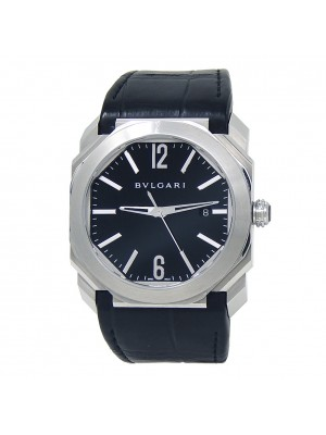 Bvlgari Octo Solotempo Stainless Steel Automatic Men's Watch 101964