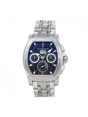 Carl F. Bucherer Patravi Stainless Steel Automatic Chronograph Watch 10615.08