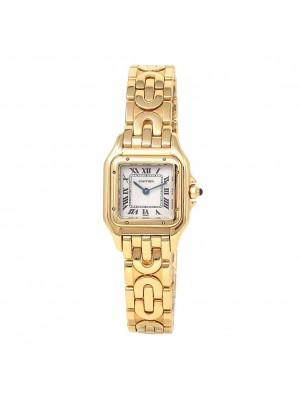 Cartier Panthere 18k Yellow Gold Swiss Quartz Ladies Watch 1070