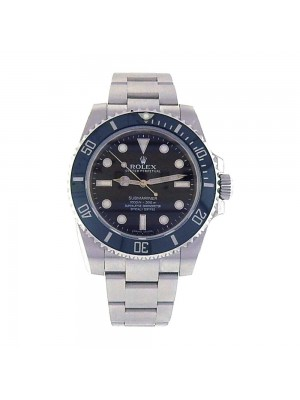 Rolex Submariner Oyster Perpetual Stainless Steel Automatic Men's Watch 114060