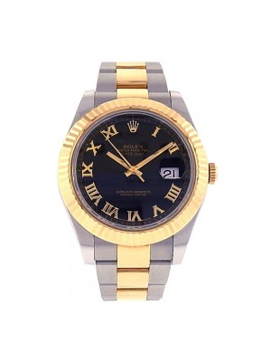 Rolex Datejust II 18k Yellow Gold and Stainless Steel Automatic Watch 116333