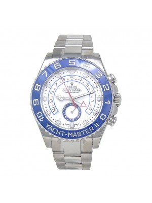 Rolex Yacht-Master II Stainless Steel Automatic Men's Watch 116680
