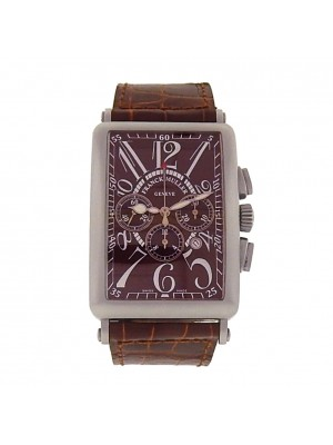 Franck Muller Long Island 1200 CC AT SS Limited Auto Chronograph Men's Watch