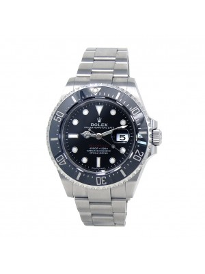 Rolex Sea-Dweller Stainless Steel Automatic Men's Watch 126600