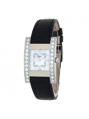 Chopard Your Hour 18k White Gold Quartz Ladies Watch 13/6845
