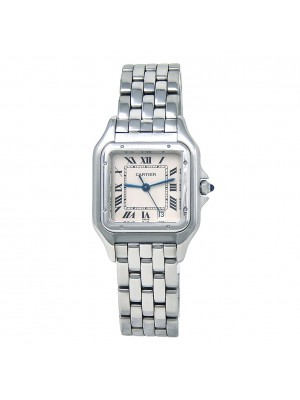 Cartier Panthere Stainless Steel Quartz Ladies Watch 1310