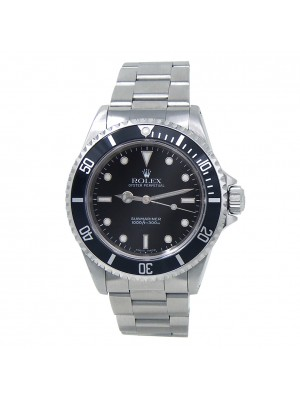 Rolex Submariner (P Serial) Stainless Steel Automatic Men's Watch 14060