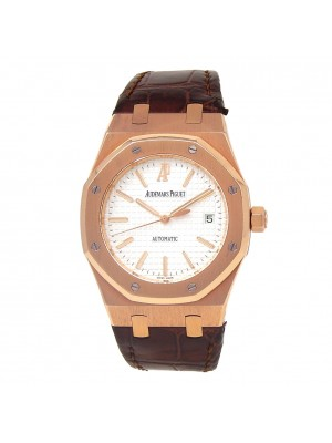 Audemars Piguet Royal Oak 18k Rose Gold Watch Automatic 15300OR.OO.D088CR.02