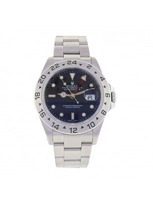 Rolex Explorer II (Z Serial) Stainless Steel Automatic Men's Watch 16570