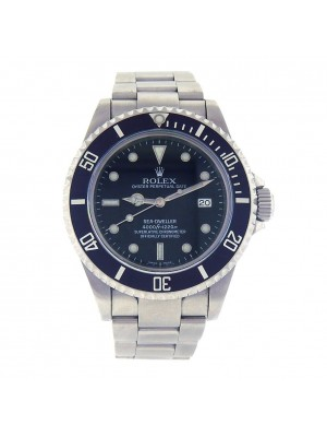 Rolex Sea Dweller (Z Serial) Black Dial and Bezel Automatic Men's Watch 16600