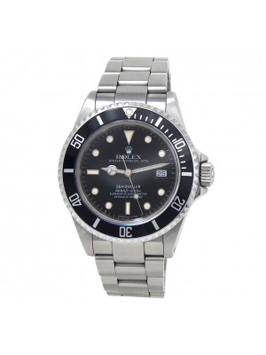 Rolex Sea Dweller (E Serial) Stainless Steel Automatic Men's Watch 16600