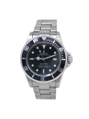 Rolex Sea Dweller (P Serial) Stainless Steel Men's Watch Automatic 16600