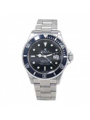 Rolex Submariner (K Serial) Stainless Steel Automatic Men's Watch 16610