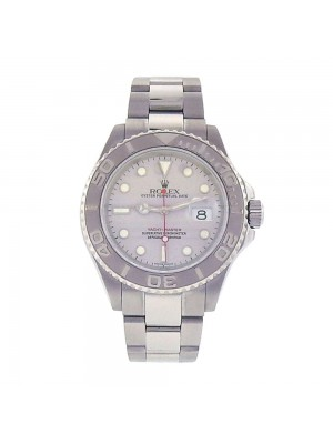 Rolex Oyster Perpetual Date Yacht-Master Stainless Steel Automatic Watch 16622
