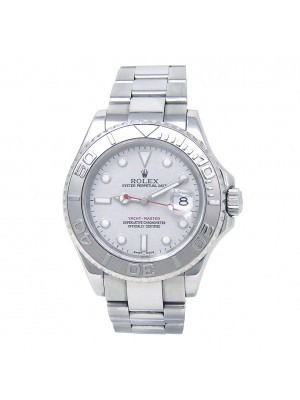 Rolex Yacht-Master (Z Serial) Stainless Steel Platinum Bezel Automatic 16622
